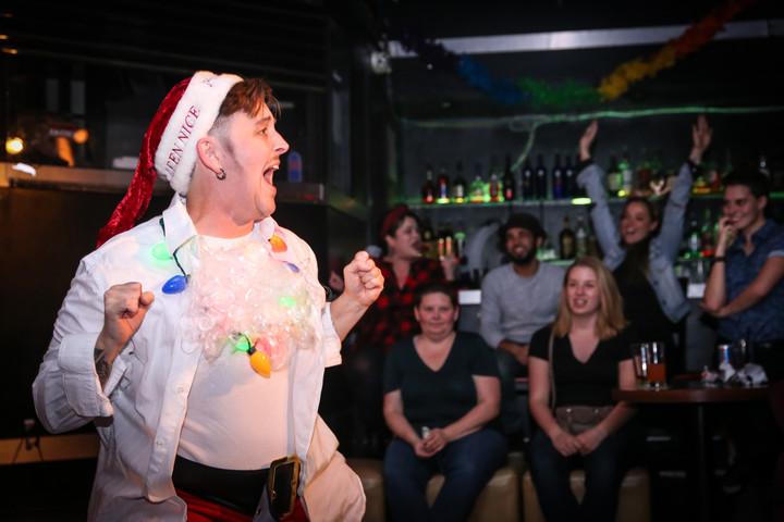 Drag King Show @ White Horse Bar | Oakland, Calif.