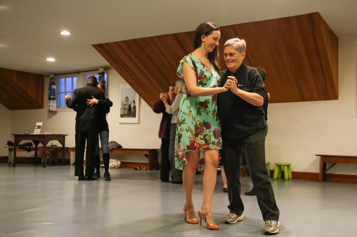 Queer Tango @ Berkeley Finnish Hall