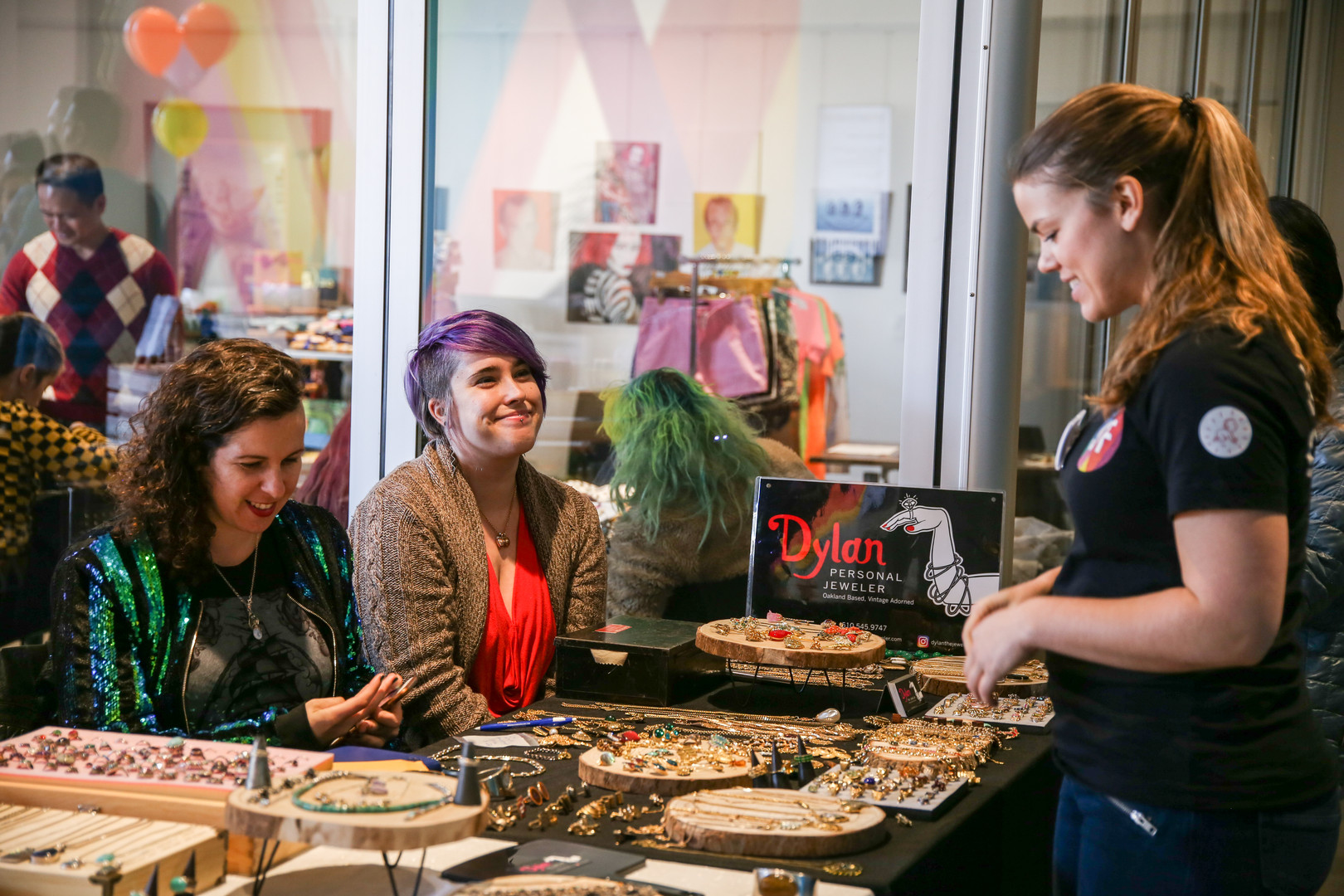 Queer Marketplace @ SF LGBT Community Center