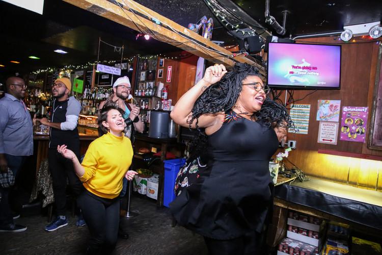Queer-Roke @ El Rio Bar | San Francisco, Calif.