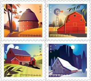 Stamp Out Old Barn Loss