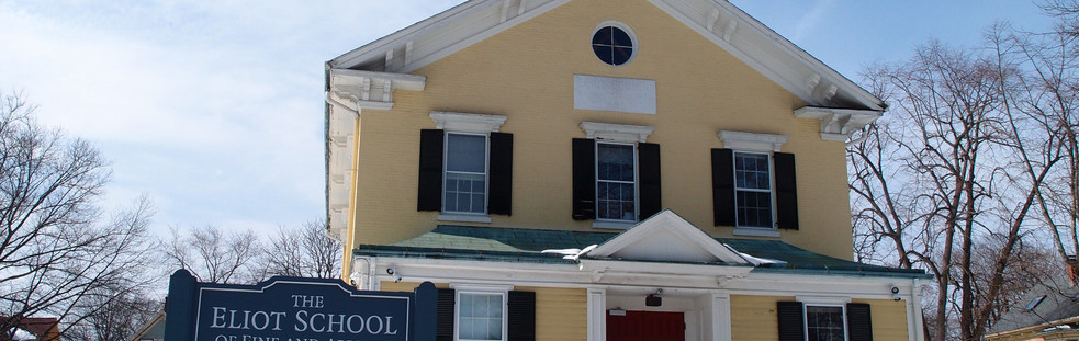 Eliot Schoolhouse, Boston (1831) - $10,000 for Exterior Restoration and Painting