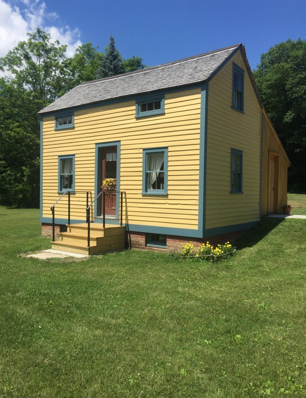 The Fitch-Hoose House, Dalton