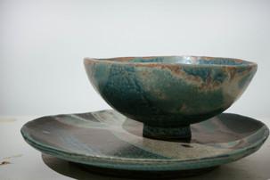 Plate Bowl Set