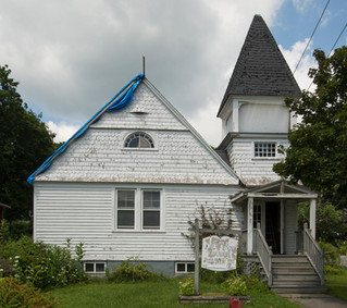 MER Update: Award Winning Architectural Firm Selected for Clinton Church Restoration