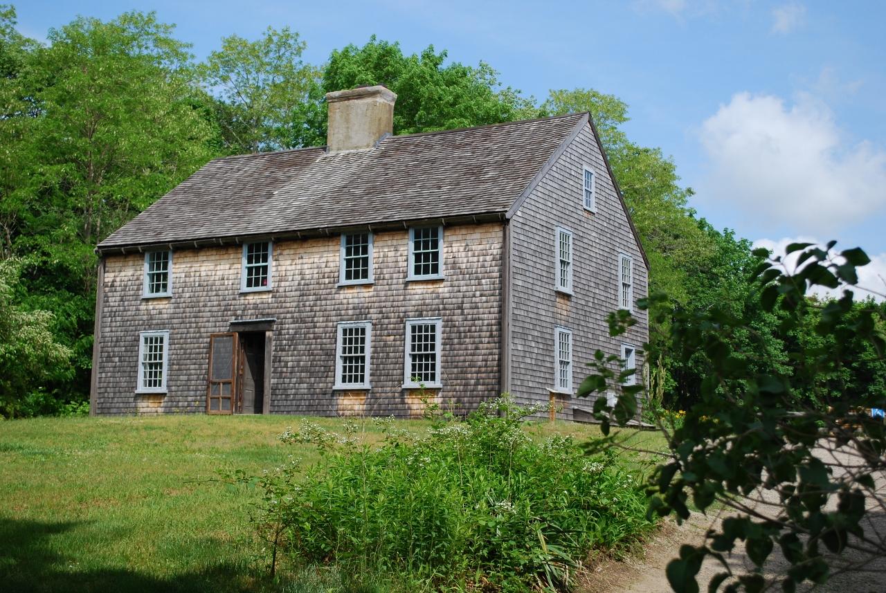 The Alden House, Duxbury