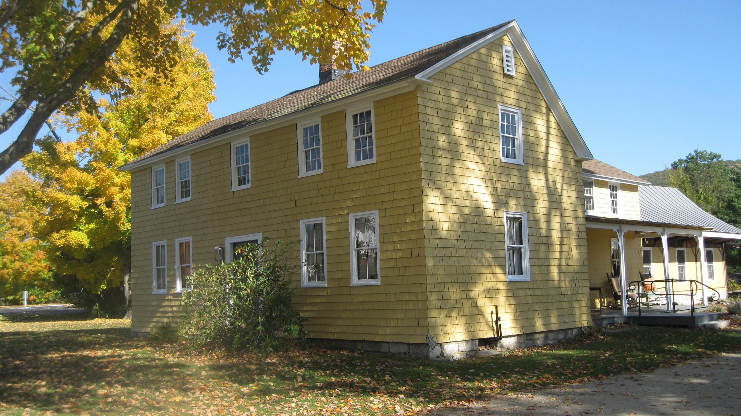 The Wheeler House, Great Barrington