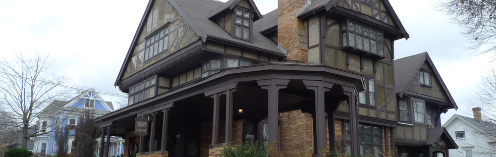 F. Holland Day House, Norwood (1859, 1890-93) - $10,000 for Roof Repair