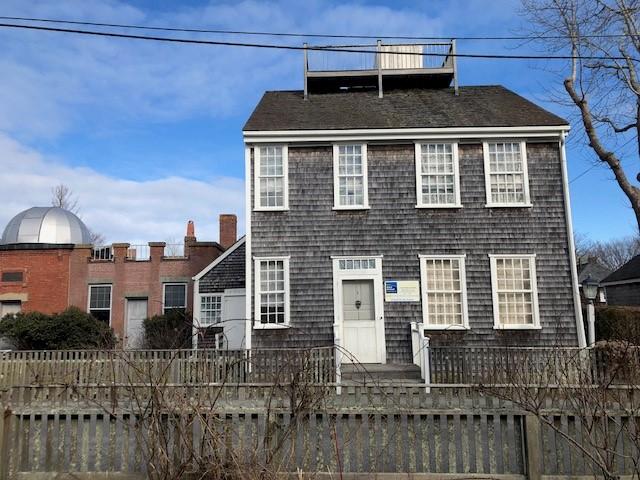 The Maria Mitchell House, Nantucket