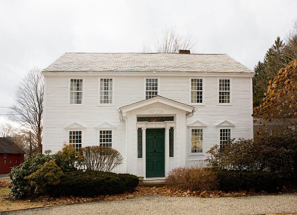 The Creelman House, Deerfield