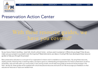 Take Action! New Action Center Debuts