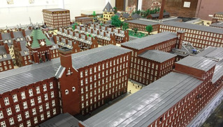 Preservation Advocacy, Historic Mills, and LEGOs