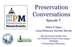 June Preservation Conversation Updates