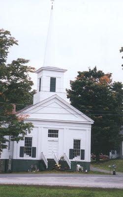 East Hawley Meetinghouse, Hawley