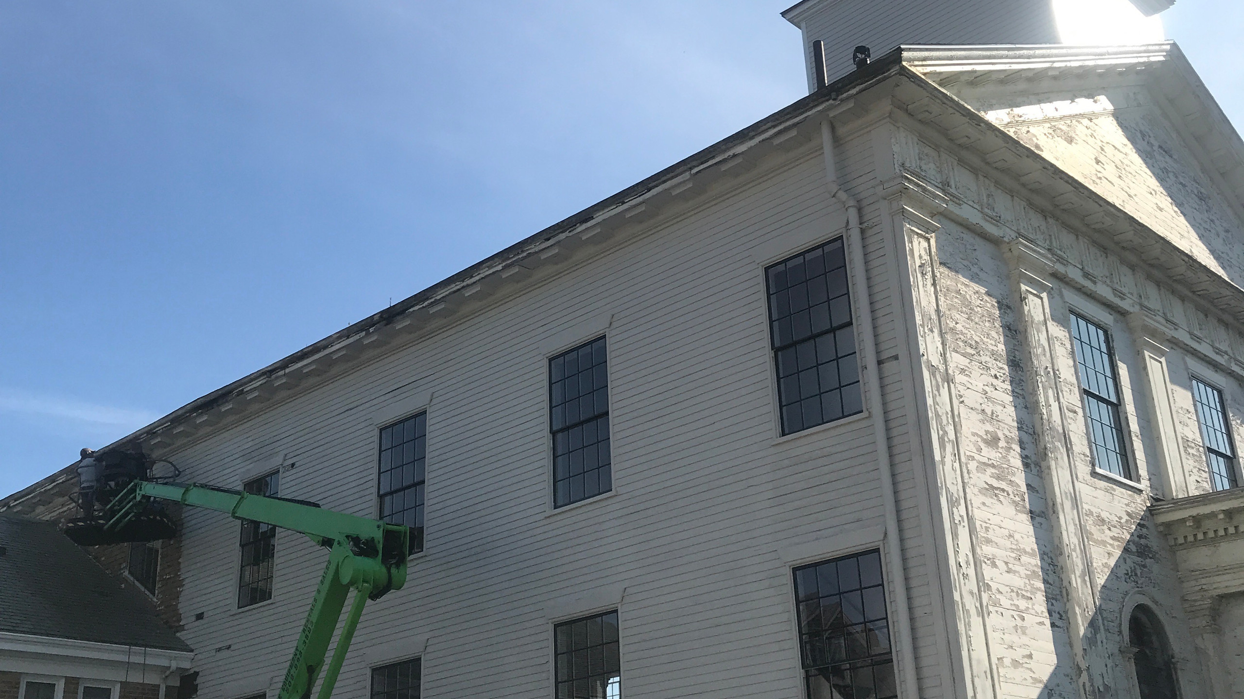 First Baptist Church, New Bedford
