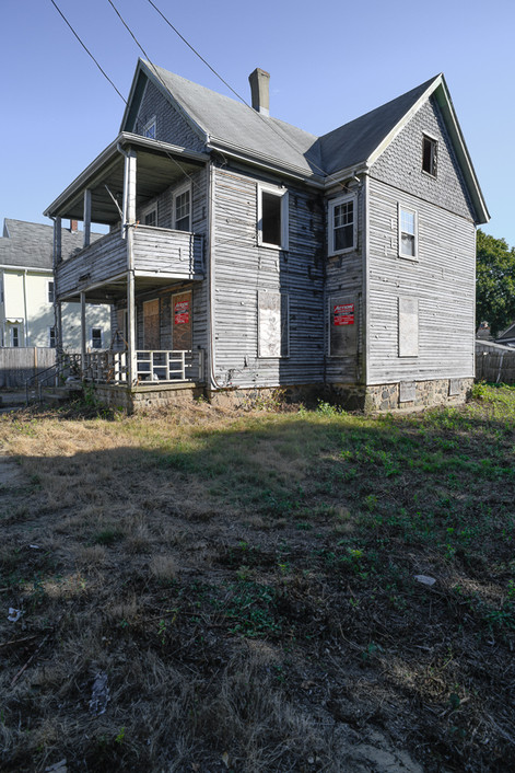Collaboration to Document & Preserve a  Onetime Black Neighborhood in Winchester - Guest Author