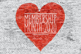 Thank You! Membership Month 2020