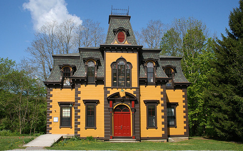 Citizens Hall, Stockbridge (1870) - $4,100 for Exterior Restoration and Painting