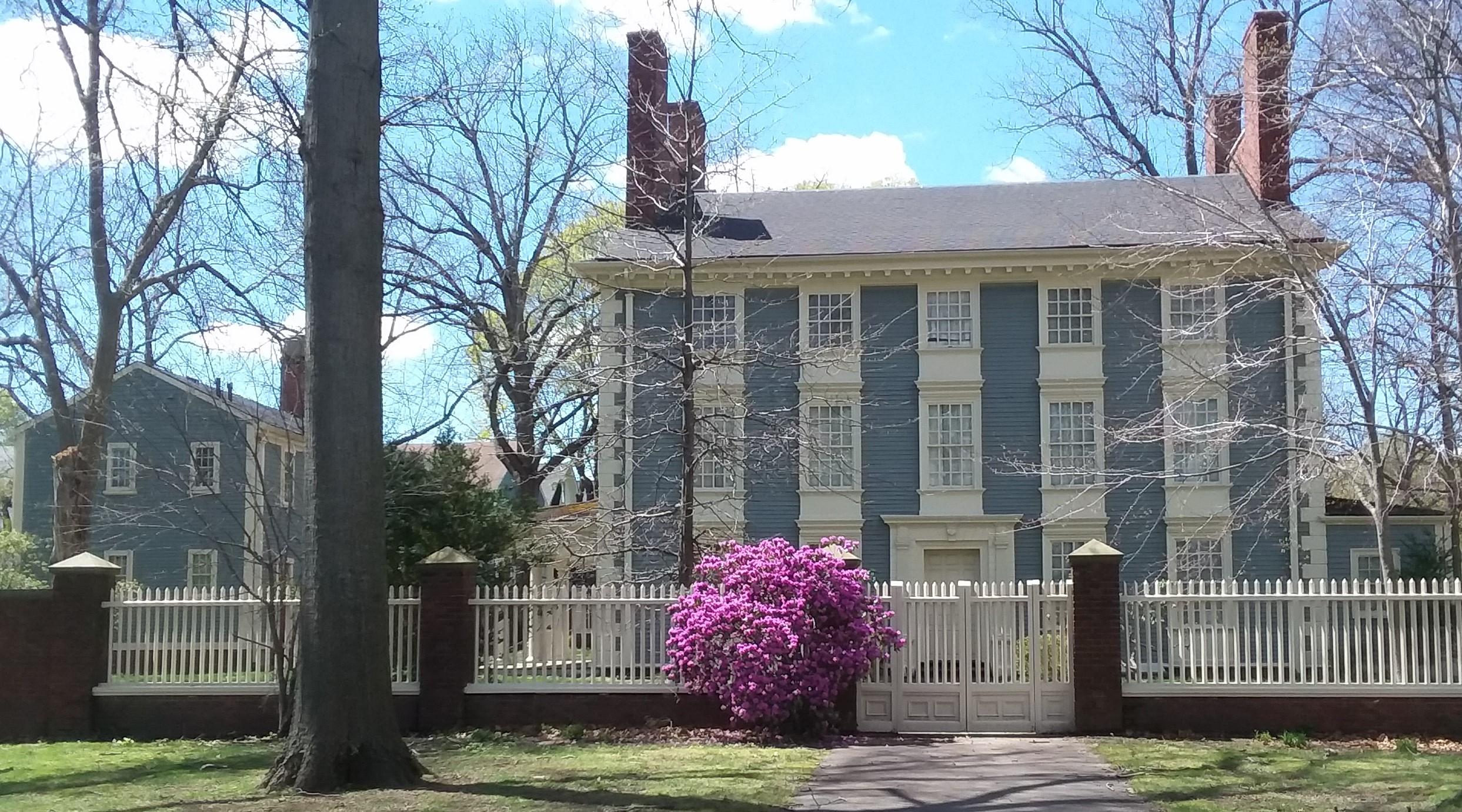 Royall House & Slave Qtrs., Medford