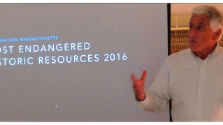 Press Release: PRESERVATION MASSACHUSETTS ANNOUNCES 2016 MASSACHUSETTS MOST ENDANGERED HISTORIC RES