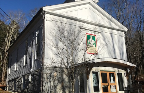 Sandisfield Arts Center, Sandisfield (1839) - $9,250 for Masonry Repointing and Foundation Work