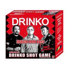 Trailer Park Boys Drinko Shot Game