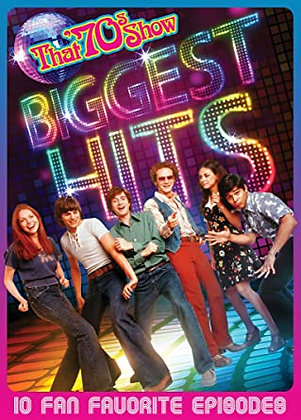 DVD: That 70s Show Biggest Hits