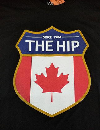 The Tragically Hip T-shirt medium