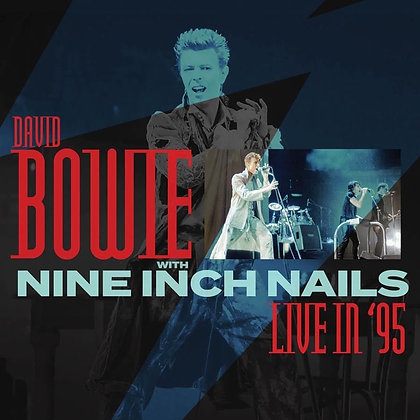David Bowie with Nine Inch Nails Live in '95