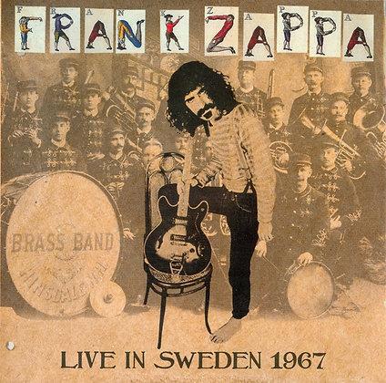 Frank Zappa Live in Sweden 1967