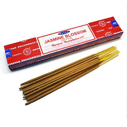 Satya Jasmine Blossom Incense