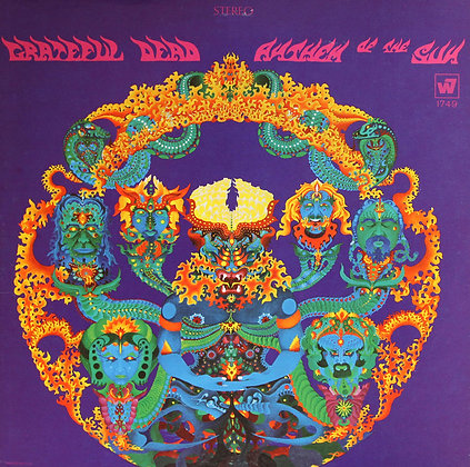 Grateful Dead: Antherm of the Sun