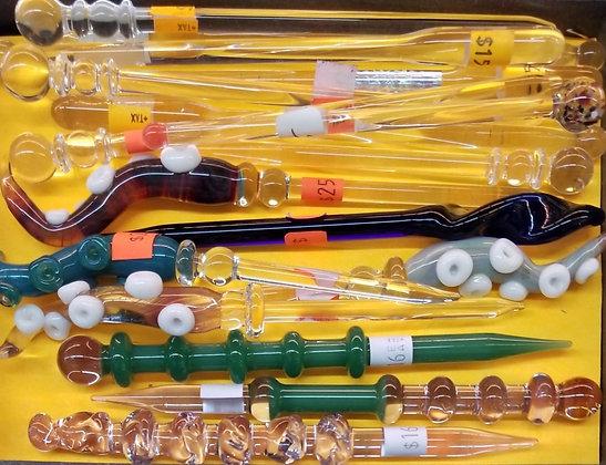 Blown Glass dab tools