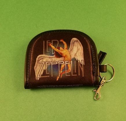 Led Zeppelin change purse