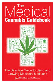 The Medical Cannabis Guidebook by Jeff Ditchfield and Mel Thomas