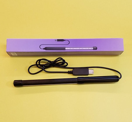 UV-C anti bacterial light wand