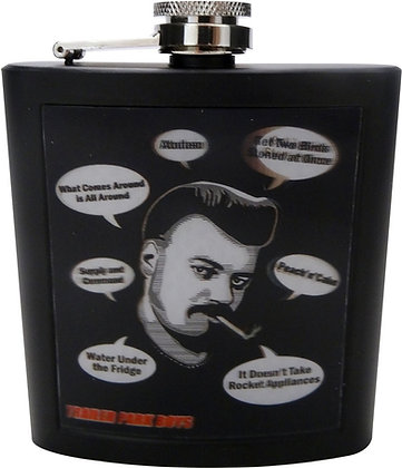 Trailer Park Boys Flask