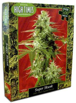 High Times Super Skunk Puzzle