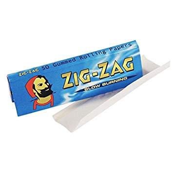 Zig-Zag Slow Burning