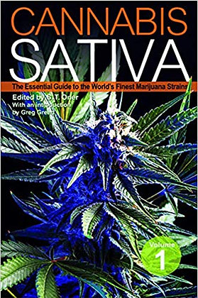 Cannabis Sativa Volume 1 by S.T. Oner