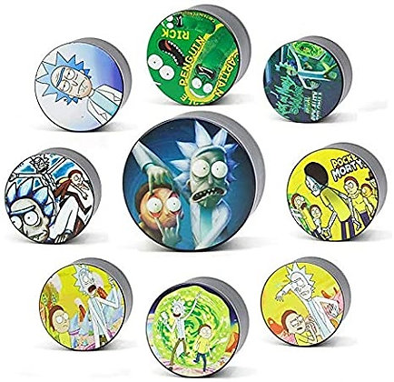 Rick and Morty Grinders