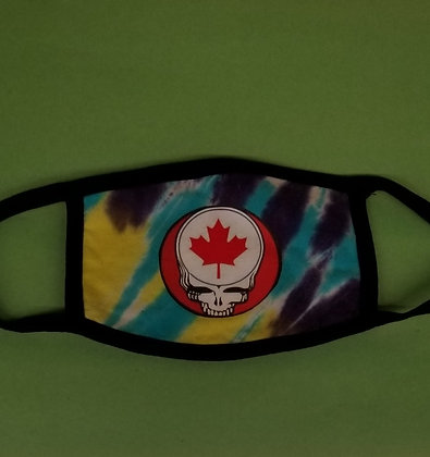 Grateful Dead Face Mask