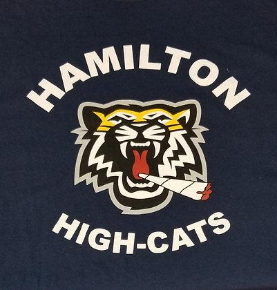 Hamilton High-Cats T-shirt