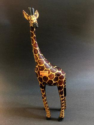 Large Wooden Giraffes