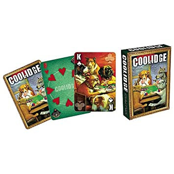 Coolidge Playing Cards