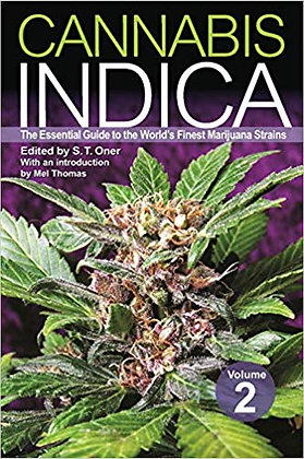 Cannabis Indica Volume 2 by S.T. Oner