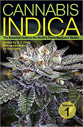 Cannabis Indica Volume 1 by S.T. Oner