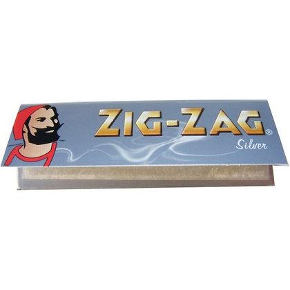 Zig-Zag Silver 1 1/4