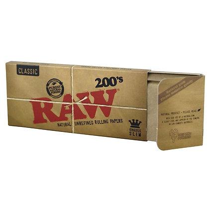 Raw 200s King Slim