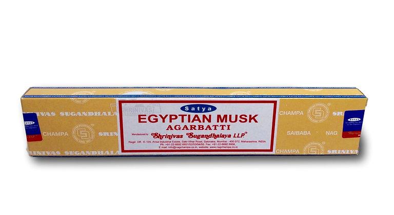 Satya Egyptian Musk Incense